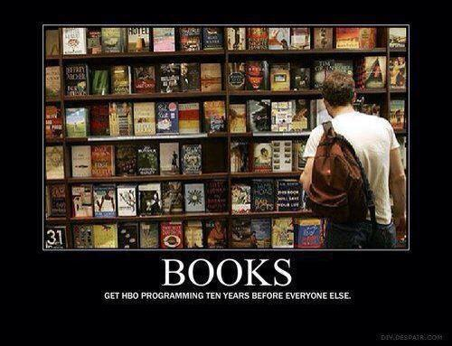 books HBO