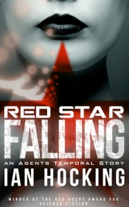 red star falling