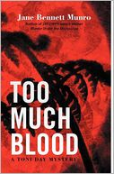 book cover Too Much Blood