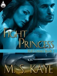Fight Princess final cover art