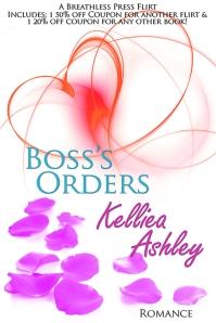 Boss's Orders 453x680